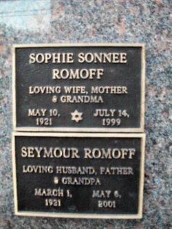 Seymour Romoff