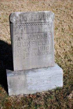 Rev Alfonso Dunfield