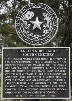 Franklin North and South Cemetery