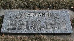 Sarah Jane <I>Barker</I> Allan