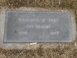 Wallace W Sult