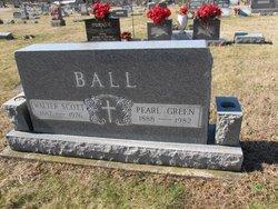 Pearl <I>Green</I> Ball