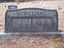 Lewis Monroe McWilliams
