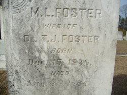 Missouri Lavinia <I>LeSueur</I> Foster