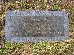Pearl L Blue
