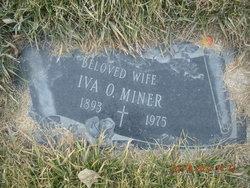 Iva O. <I>Christensen</I> Miner