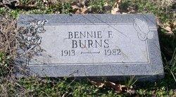 """Benjamin Franklin """"Bennie"""" Burns"""