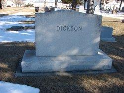 John R Dickson