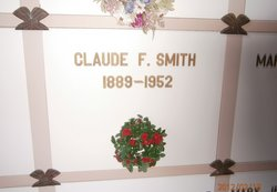 "Claude Frances ""Dick"" Smith"