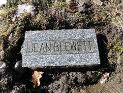 Jean <I>McKishnie</I> Blewett