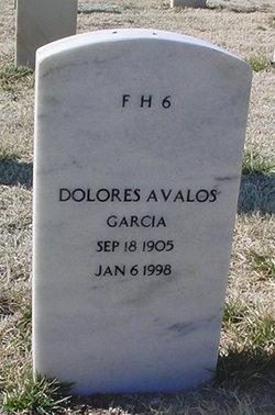 Dolores Avalos Garcia