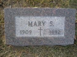 Mary S <I>Kaup</I> Hamik