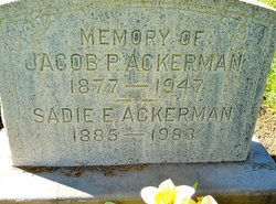 Jacob P. Ackerman