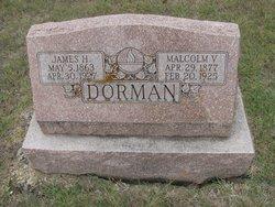Malcolm V. <I>Whiteside</I> Dorman