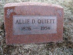 Allie D <I>Swing</I> Quiett