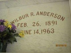 Wilbur Ray Anderson