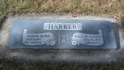 Alice Marie <I>Larsen</I> Harker