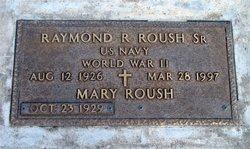 Raymond Robert Roush, Sr