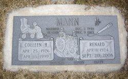 Colleen <I>Haglund</I> Mann