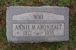 Anna Margaret <I>Lyons</I> Aronhalt