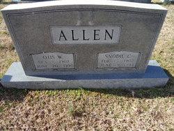 Otis W Allen