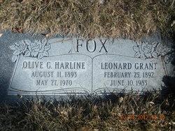 Leonard Grant Fox