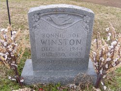 Ronnie Joe Winston