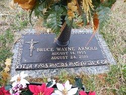 Bruce Wayne Arnold