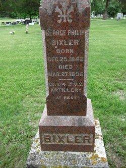 George Philip Bixler