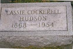 "Cassandra ""Cassie"" <I>Cockerell</I> Hudson"