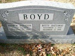 Andrew Houston Boyd