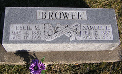 Cecil M. <I>McIntire</I> Brower