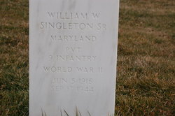 Pvt William W Singleton