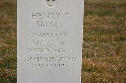 PFC Henry C Small