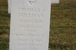 Corp Thomas J Sullivan