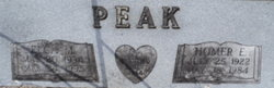 Homer Esley Peak
