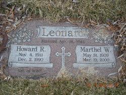 Howard Ray Leonard