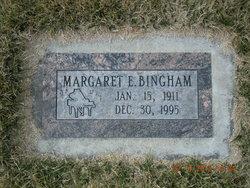 Margaret <I>Erickson</I> Bingham