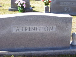 Tabitha Jane <I>Cook</I> Arrington