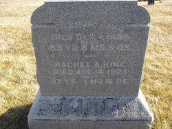 Rachel A. <I>Longwell</I> King