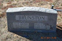 Lela J. <I>Spears</I> Brunston