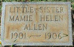 Mamie Helen Allen