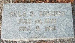 Nola <I>Smith</I> Biggers
