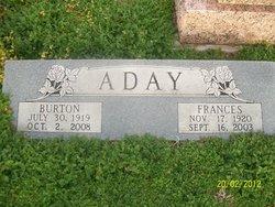Frances Kathryn <I>Ingram</I> Aday