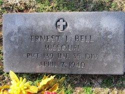 Ernest Leroy Bell