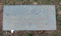 Helen R Autry