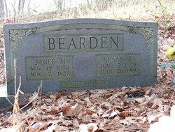 Susan Emaline <I>Rosson</I> Bearden