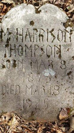 Harrison Thompson