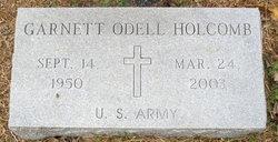 Garnett Odell Holcomb