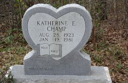 Katherine E. Champ